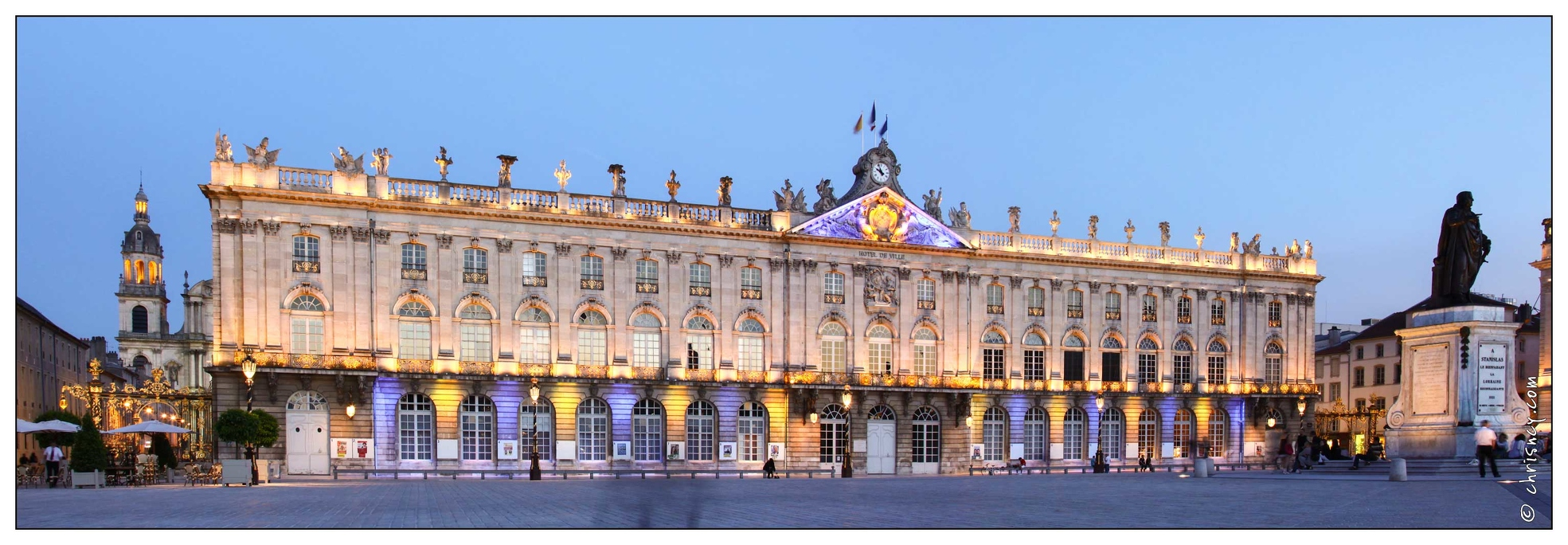 20090602-09 1825-Place Stanislas Nancy pano